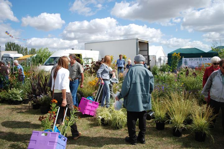 Southend Spring Garden Show