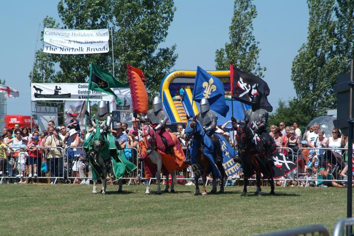 Suffolk Robin Hood Game & Country Show