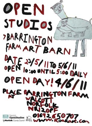 Barrington Farm Open Studios