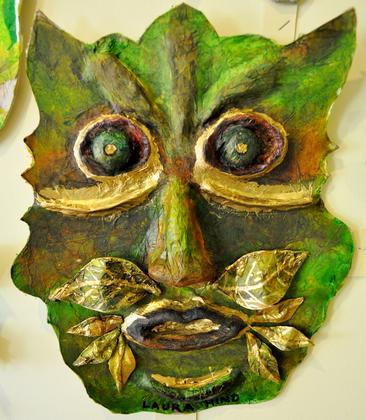 Acle High School Students' Art Exhibition at Fairhaven Garden