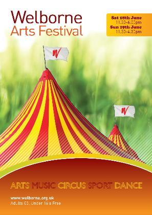 Welborne Arts Festival Norfolk – Arts, Music, Circus, Sport, Dance