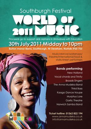 Southburgh Festival Norfolk – World of Music 2011