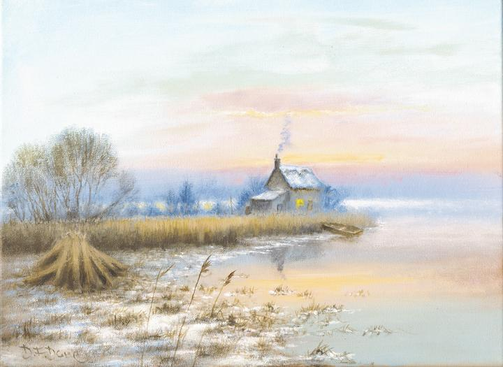 Whispering Reeds Dane Dane's Seventh Biennial Broads Exhibition