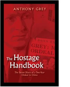 Beccles Books – Talk from Anthony Grey Author of The Hostage Handbook