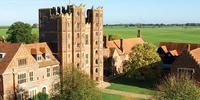 THE Wedding Fayre...! Layer Marney Tower