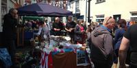 Harleston Antiques & Vintage Street Market Sunday 18th June