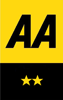 AA Star Rating - 2 Star