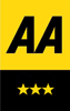 AA Star Rating - 3 Star