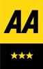 AA Star Rating - 3 Star