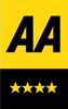 AA Star Rating - 4 Star