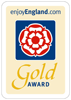 Enjoy England Gold Award - Yes