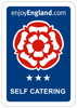 Enjoy England Self Catering Rating - 3 Star