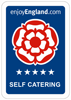 Enjoy England Self Catering Rating - 5 Star