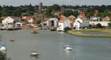 Self Catering in Woodbridge