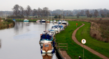 Day Boat Hire in North Norfolk
