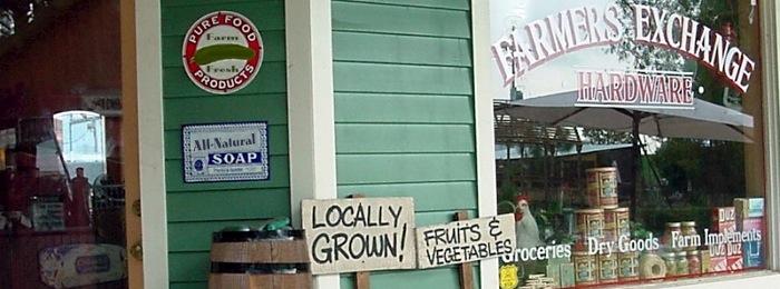 Farm Stores in North Norfolk
