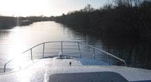 Boat Hire in Suffolk
