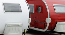 Caravans in Suffolk