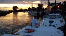 Boat Trips in Suffolk