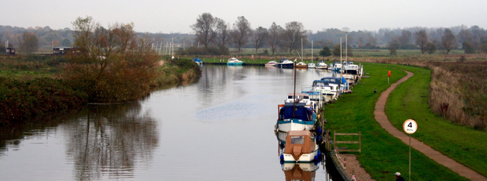 Day Boat Hire in Suffolk