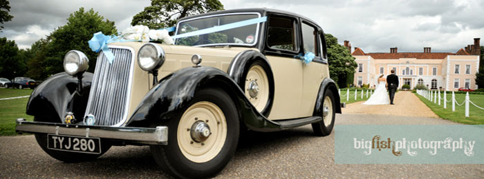 Wedding Transport and Wedding Car Hire for Norfolk and Suffolk