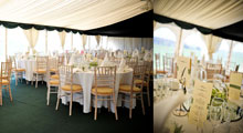 Wedding Marquee Hire in Norfolk and Suffolk