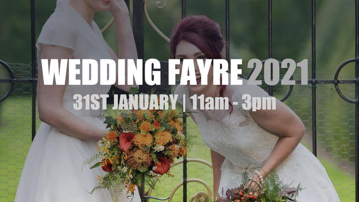 The Hockwold Hall Wedding Fayre  January 2021