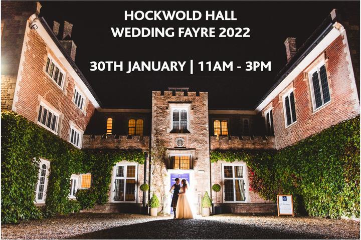 Hockwold Hall Wedding Fayre