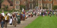 Tudor May Day Celebrations