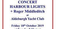 Friday 18th October - Aldeburgh & District Lifeboat Guild Concert and Fish & Chip Supper